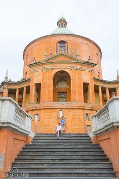 San Luca Church - Bologna Italy