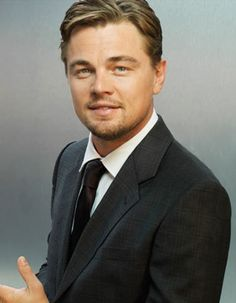 Leonardo DiCaprio|I Love This Picture|That Smile