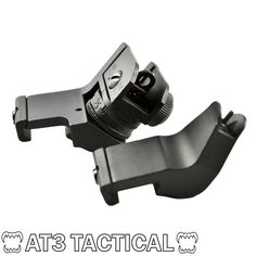 45 Degree Offset Back Up Iron Sights - Rapid Transition BUIS - AT3 Tactical