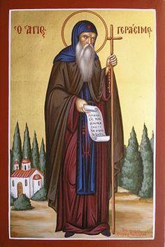 Gerasimos of Kephalonia - OrthodoxWiki