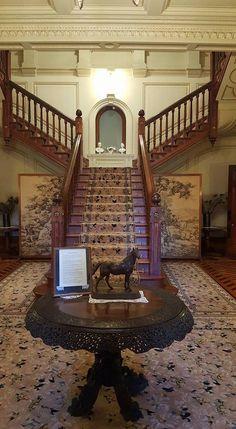 Staircase - Martindale Hall - Mintaro