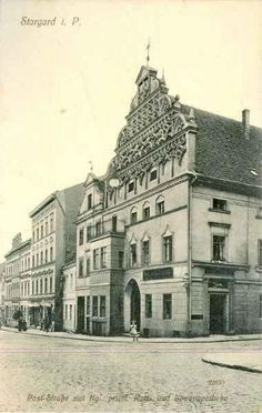 Stargard Apotheke, Kreis Saatzig, Pommern