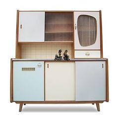 60er Kommode, Vintage, 50er, Sideboard | 50, Vintage and 50s kitchen | {Küchenschrank modern 92}