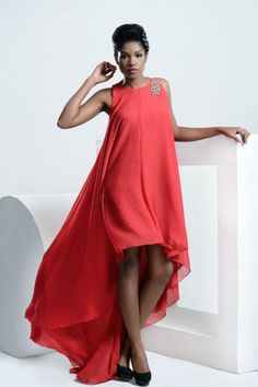 """NIGERIA BASED FASHION BRAND TRISH O.COUTURE PRESENTS """"RED ROMANCE"""" JUST IN TIME FOR VALENTINE  #Nigerians, #valentineday Fashion Brand, Womens Fashion, Fashion Lookbook, African Fashion, Couture, Lady, Unique, How To Wear, Presents"""