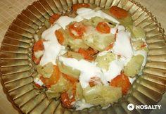 Sárgarépás krumpli Mashed Potatoes, Breakfast, Ethnic Recipes, Food, Whipped Potatoes, Morning Coffee, Smash Potatoes, Essen, Meals