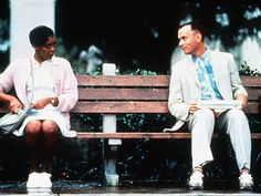 Forrest Gump. My favorite movie. Everything else is a far second.