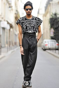 STREET STYLE: VINCENT