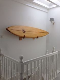 Build my own #wooden #gun #surfboard (1year project) @OllywoodSurfboards