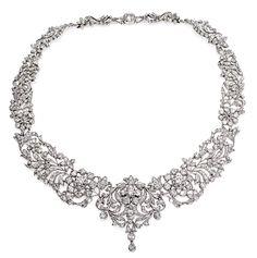 Diamond chocker | www.balclis.com #diamonds #chocker