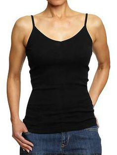 Womens V-Neck Layering Camis - Normally $8.50