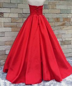 Selenova Women's Strapless Off The Shoulder A-Line Evening Ball Gowns With Bow