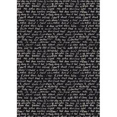 DFSA4162 - Hartie de orez A4 - Stamperia - hand writing › Complex Art Timisoara