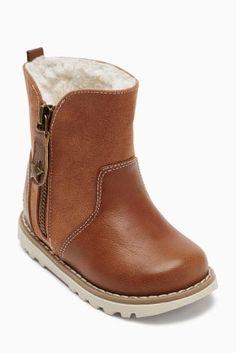 Kaufen Sie Stiefel mit Reißverschluss (Jüngere Mädchen) heute online bei Next: Deutschland