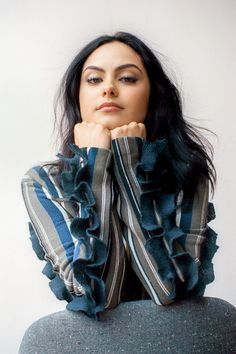 Session 011 - 002 - Camila Mendes Fan - Your source for all things Camila Mendes Beautiful Celebrities, Beautiful People, Camila Mendes Veronica Lodge, Celebrity Crush, Celebrity Style, Camila Mendes Riverdale, Camilla Mendes, Bae, Cute Beauty