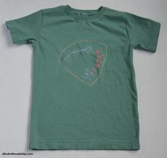 Kids grow up fast. If you're looking for a way to preserve your children's art, embroider their work onto t-shirts with this Kids' Art Embroidery Tutorial. You don't need an embroidery machine for this project, just a little stabilizer and a regular sewing machine. This creative embroidery project is a great way for you to create something with the collaboration of your child, and it's an excellent way for them to display their art.