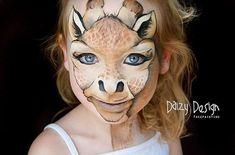 Ausgefallene Gesichtsbemalungen von Kindern von Christy Lewis | DerTypvonNebenan.de