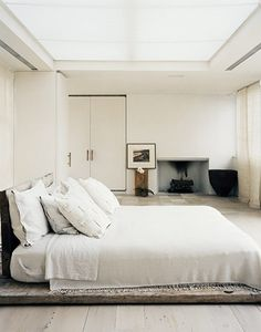 Perfect zen bedroom