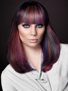 punk hair color ideas