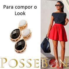 Frete Grátis para todo o Brasil, em compras a partir de 99,90! Esse brinco é para todas as mulheres que adoram moda! Para compor o look, confira na Adoro as joias de pedras naturais da Possebon.  #AdoroPresentes #JoiasComPedrasNaturais #PedrasNaturais #BrincosFolhadosOuro #JoiasVendaPelaInternet #JoiasEBijuterias