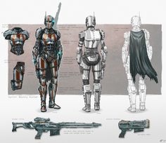 character design for a artist friend- sci fi bounty hunter. Star Wars Characters Pictures, Star Wars Images, Sci Fi Characters, Character Design Sketches, Character Art, Character Sheet, Character Reference, Character Outfits, Star Wars Rpg