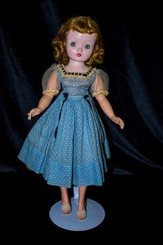 1950's Cissy Doll in Original clothes #Dolls