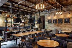 Bottega wine & tapas bar in Kiev, Ukraine 2015 on Behance: