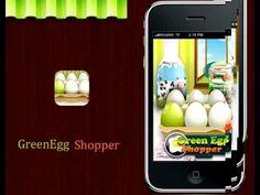 Een app die helemaal focussed op voorkomen van Waste in de keuken.    www.greeneggshopper.com Smartphone, Apps, App
