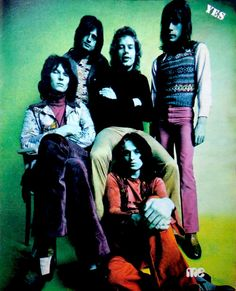 The girls keep coming to the Canyon 70s Rock Bands, Chris Squire, Alan White, Steve Howe, Greg Lake, Yes Band, Music Pics, Tumblr, Progressive Rock