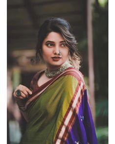 Indian Photoshoot, Saree Photoshoot, Cotton Saree Designs, Saree Poses, Cute Beauty, Beautiful Girl Image, Most Beautiful Indian Actress, Indian Beauty Saree, Beautiful Saree
