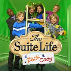 The Suite Life of Zack and Cody - Season One, 26 Episodes.  Just Click Photo To Play!