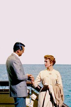 An Affair to Remember - Deborah Kerr and Cary Grant