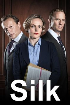 Silk, starring Rupert Penry-Jones, Neil Stuke and Maxine Peake, 2011-14