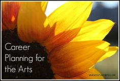 Career Planning for the Arts