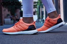 pretty nice 359c2 63dc7 Adidas Ultra Boost W Flash Orange size NMD primeknit pk