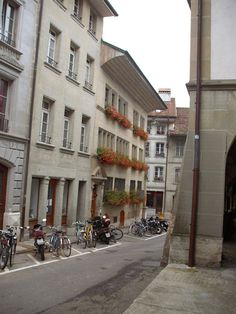 Fribourg 05 Street View, Switzerland