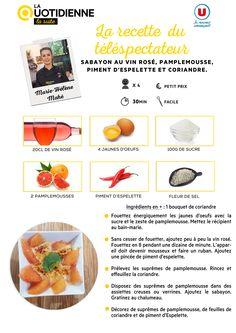 Les recettes la quotidienne la suite france 5 - France 2 c est au programme recettes de cuisine ...