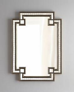 Mosaic Mirror at Horchow.
