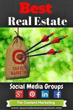 Best+Real+Estate+Social+Media+Groups