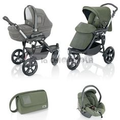 Trio Cam Cortina Evolution X3 Tris 2012 discounted to 599 € instead of 679 €!  Cortina Evolution X3 Tris is the modular three-wheeler with a modern look, for children from 0 to 36 months.  Composed pram, stroller and car seat reversible Area Zero +.  Including cover legs, canopy becomes parasol, raincover, shopping basket and changing bag with changing mat.  http://www.lachiocciolababy.it/bambino/trio_cam_cortina_x3_tris_evolution_2012-3145.htm
