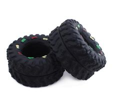 Squeaking X-Tire pet squeaky toys 8cm dog chewing toys Pet dog tyre sounding toys new dog toys pet puppy chew squeaker squeaky  #Affiliate