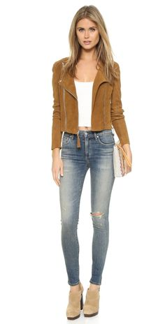 Citizens of Humanity Rocket High Rise Skinny Jeans | SHOPBOP