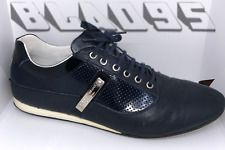 Dolce Gabbana Sneakers Shoes Navy Blue Men 45 (12)