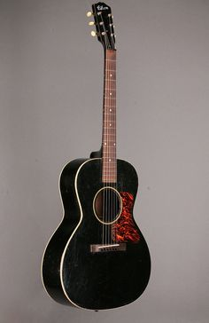 Catch of the Day: 1937 Gibson L-00 | The Fretboard Journal: Keepsake magazine for guitar collectors