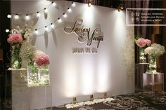 shellisa wedding 小殼手作婚禮設計-婚禮佈置、花藝設計、Wedding Decoration、Wedding Design、Flower Design,Background-世貿三三-白金色婚禮-燈光主題風格婚禮佈置