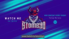 Follow our Twitch of the Month: Stombyo for some action gameplays and a lot of Fun! Video Game News, Action, Content, Videos, Youtube, Fun, Group Action, Youtubers, Youtube Movies