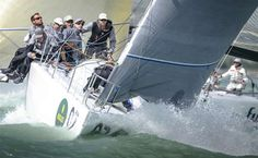 Rolex Farr 40 World Championship 2012 #throwback #2012 #sailing #sail #worldchampionship #rolex #onthewater