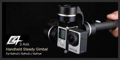 FeiYu Tech_FY-G4 3-Axis Handheld Steady Gimbal