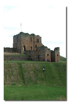 Tynemouth Castle and Priory - Tyne and Wear England