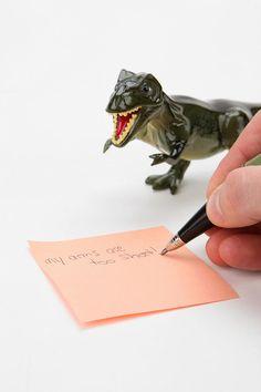 Dino pen (Tail hides the pen).