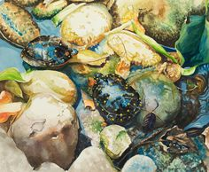 Brian Gordy Accepted to American Watercolor Society Exhibit ...